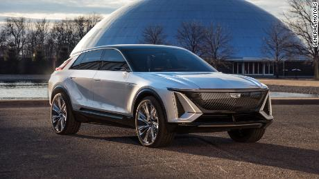 GM will some of its electric cars, including the Cadillac Lyriq, ready for production earlier than previously announced.