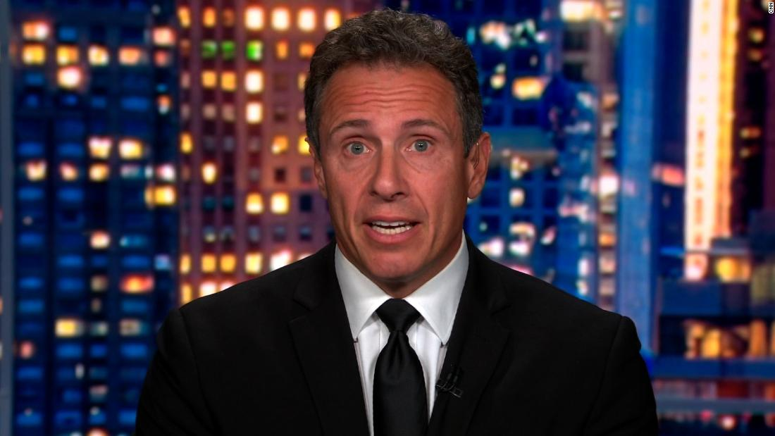 CNN's Chris Cuomo: Trump's judgment 'may be impaired'