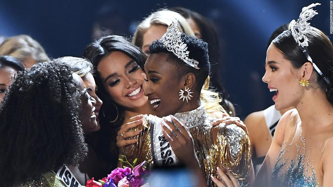 How Miss Universe's historic win helped shift the status quo for beauty standards