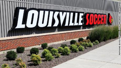 Three University of Louisville men's soccer players were dismissed after the school said they organized a party amid the coronavirus pandemic.