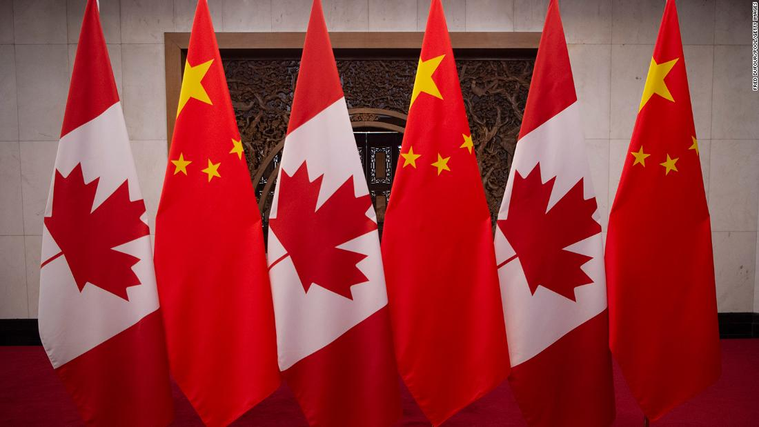 Canadian citizen is second in two days to be sentenced to death in China on drug charges