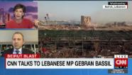 Becky Anderson challenges former Lebanese FM on country's kleptocracy
