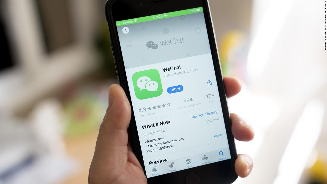 What a WeChat ban would mean for Americans