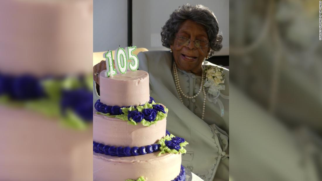 A retirement community shoots for 1,006 cards for a woman turning 106