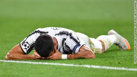 Cristiano Ronaldo's brace can't save Juventus as the Champions League returns in style