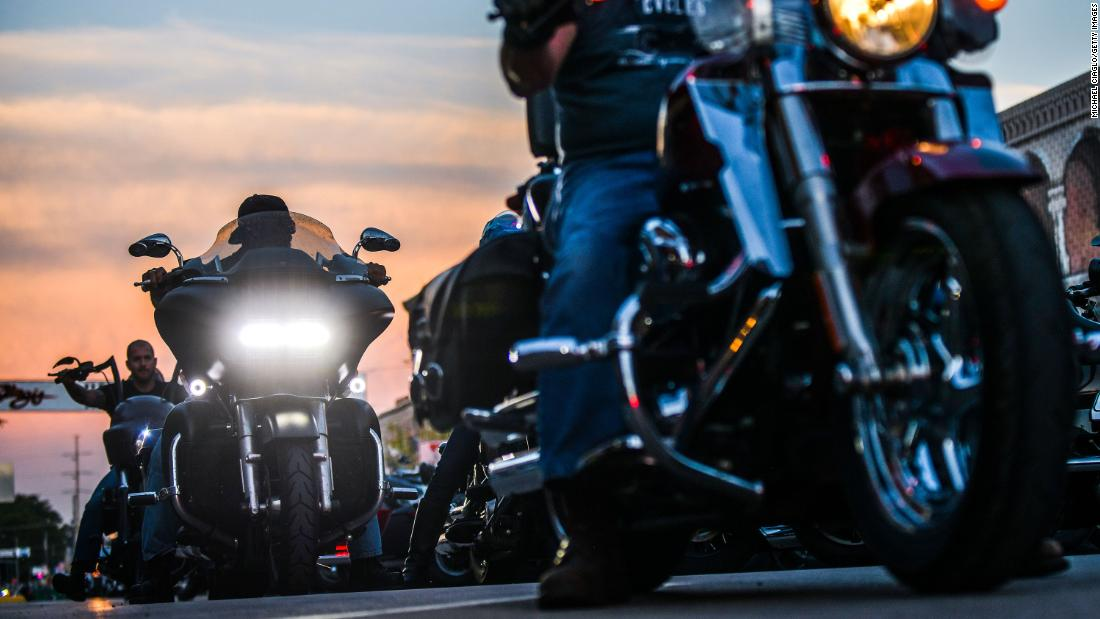 Covid-19 cases tied to the Sturgis motorcycle rally in South Dakota have reached across state lines – CNN