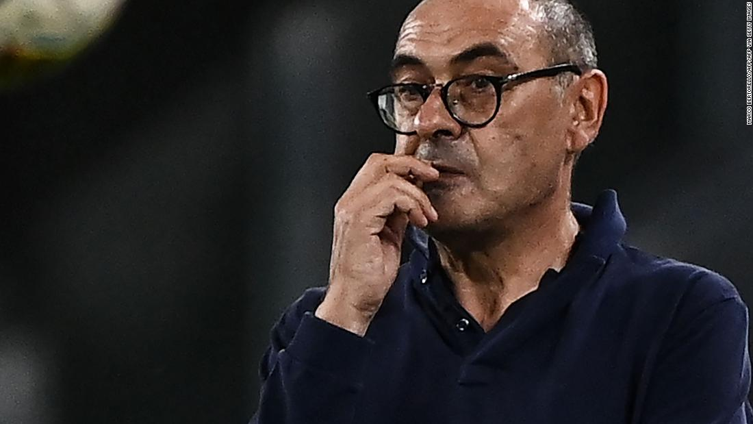 Juventus replaces sacked Maurizio Sarri with former star Andrea Pirlo