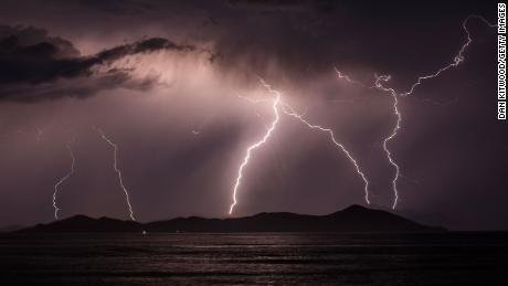 Thunderstorms can trigger asthma attacks that need hospitalization, study says