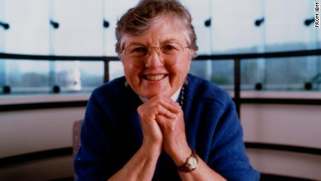 Allen, who spent her entire career at IBM, was the first woman to win a Turing Award, considered one of the most prestigious prizes in science.