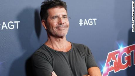 "Simon Cowell, seen here promoting ""America's Got Talent,"" was at his home in Malibu, California, when he fell."
