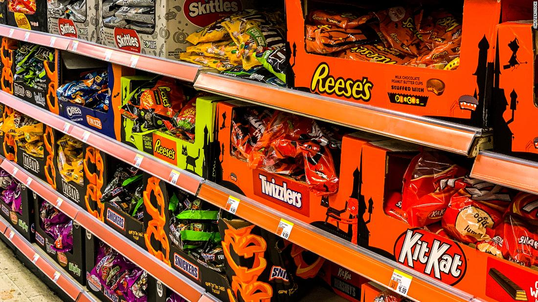 Outlawed Halloween Candy 2020 Trick or treating is in doubt this year, so Halloween candy is