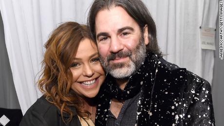Rachael Ray and John Cusimano participate in a benefit in November 2019.