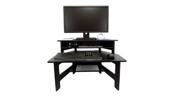 Victor Technology High Rise Standing Desk Converter