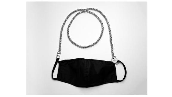 PrettyConnectedShop Face Mask Chain Necklace Straps