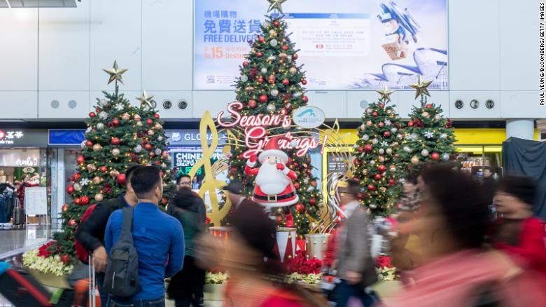 Christmas Time Flight Deals Business 2020 2020 winter holidays: How Covid 19 might affect travel   CNN Travel