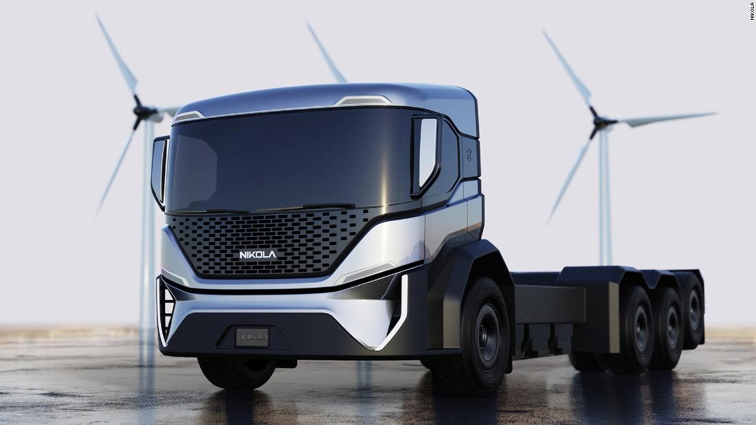 Nikola and Republic Services scrap their electric garbage truck