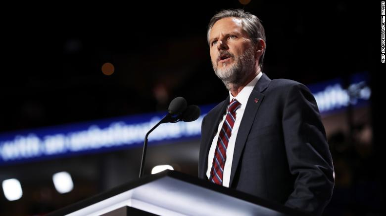 Jerry Falwell Jr. sues Liberty University for defamation