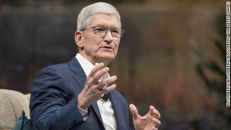 After nine years as CEO of Apple, Tim Cook is now a billionaire