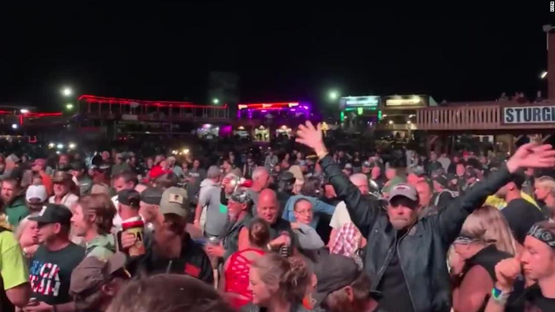 Sturgis Motorcycle Rally An Attendee At The South Dakota Event Dies Of Covid 19 In Minnesota Cnn