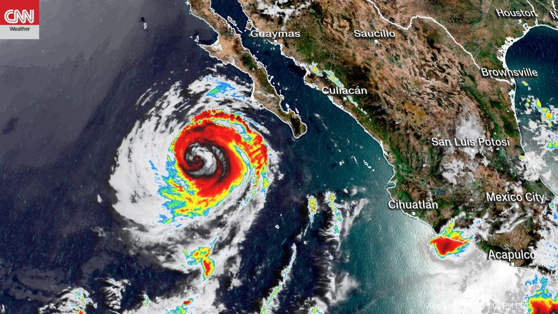 Hurricane Elida churns in the Pacific while Atlantic forecasters watch what could become Josephine