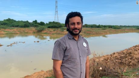 The environmentalist cleaning up India's lakes