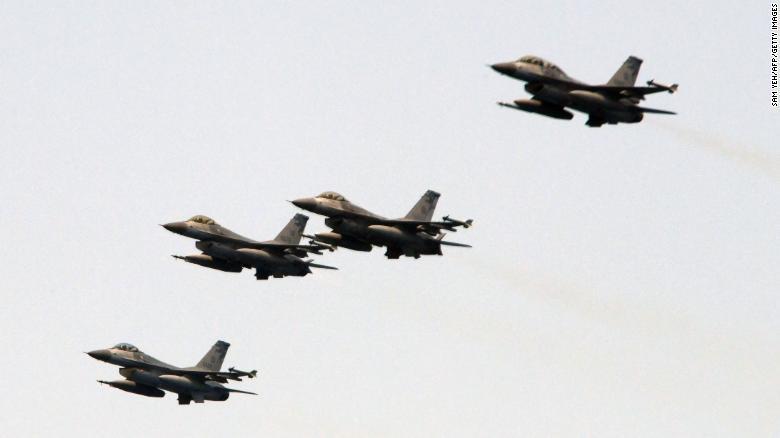 Đài Loan có kế hoạch chi 1,4 tỷ USD cho máy bay chiến đấu mới trong bối cảnh Trung Quốc gia tăng hoạt động quân sự