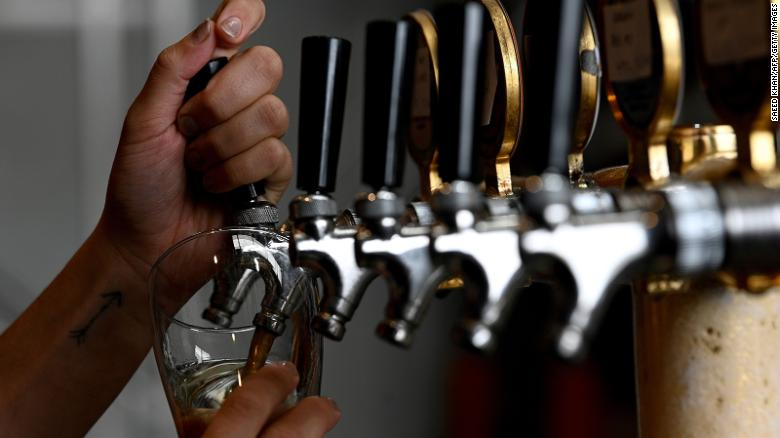Australia's coronavirus lockdown imposed in late March has hit the brewing industry hard.