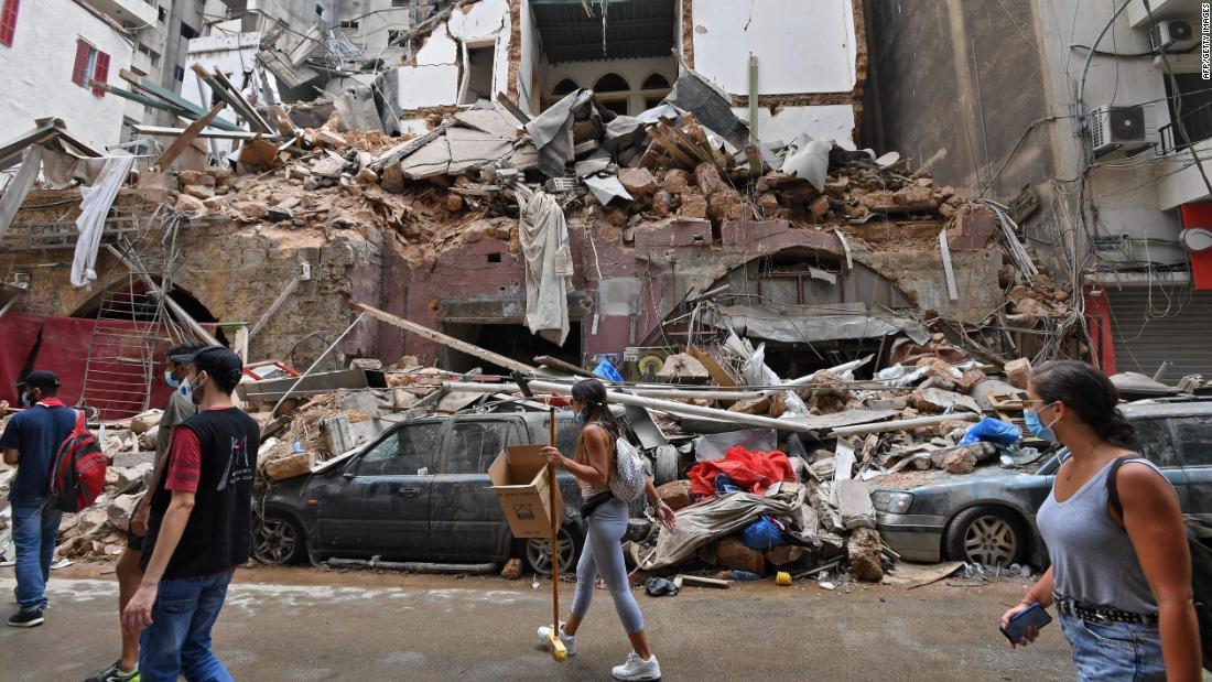 A year after massive explosion in Beirut, Lebanon's crisis deepens