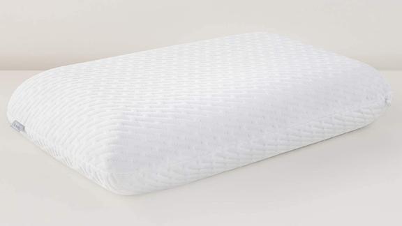 Almohada de espuma original de mechón y aguja