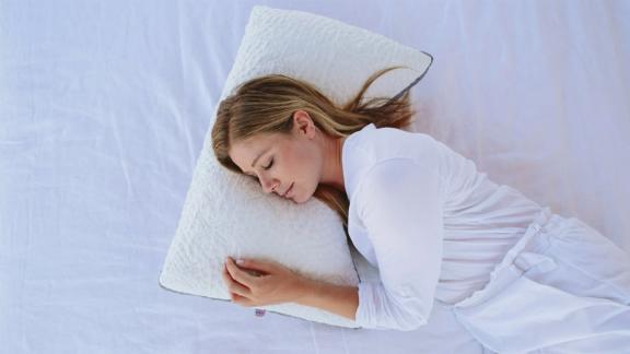 Almohada de cama Nest Easy Breather Adjustable
