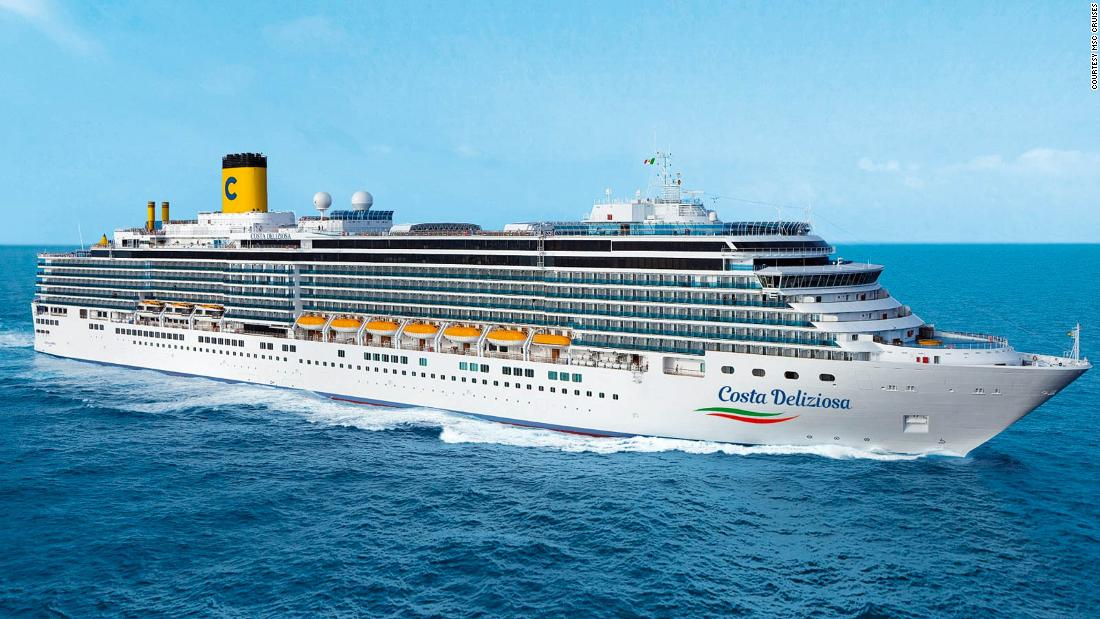 Global cruises are still on hold due to Covid-19. In the Mediterranean they're back already