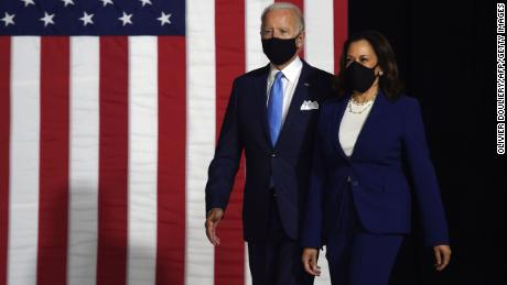 Kamala Harris just showed why Biden chose her as his running mate
