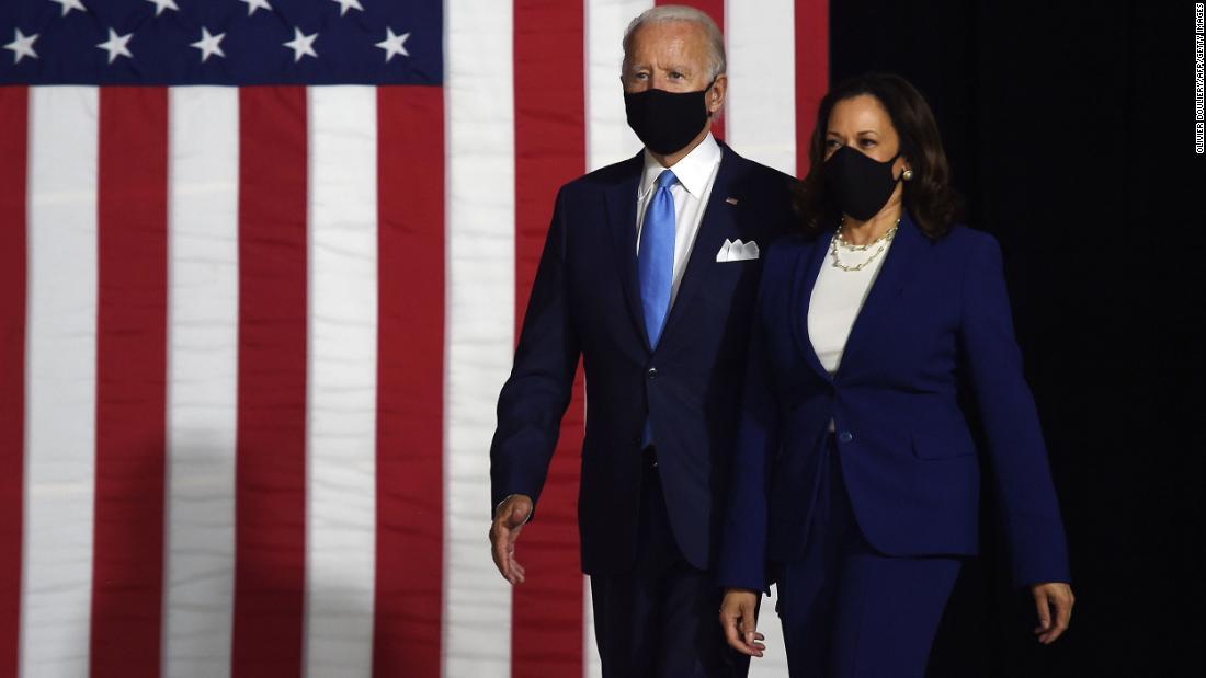Kamala Harris just showed why Biden chose her as his running mate – CNN