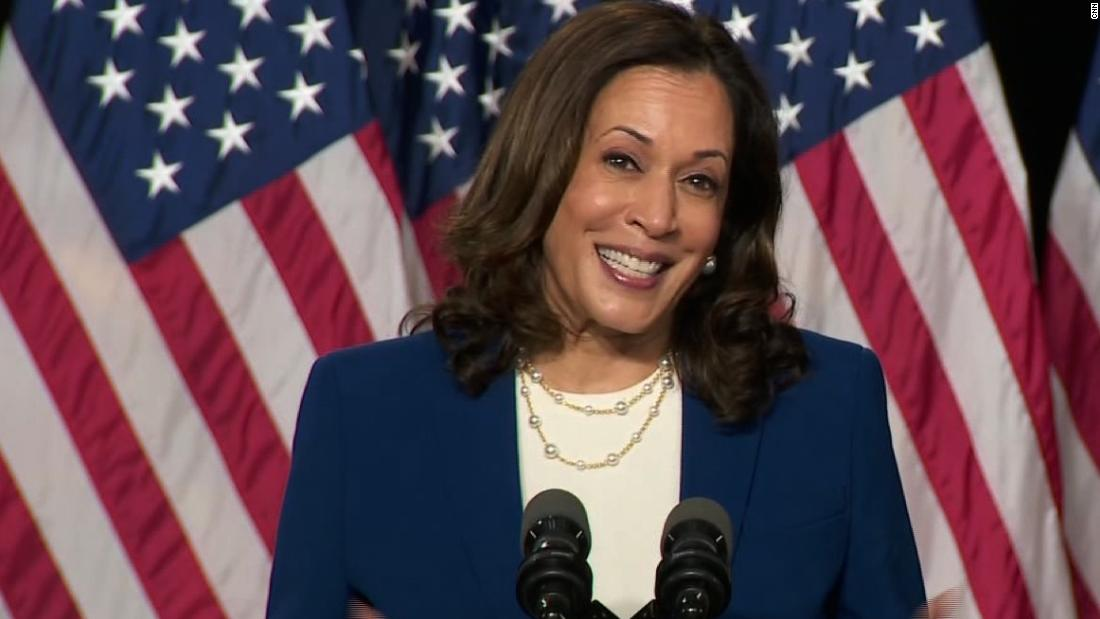 Kamala Harris Momala Is The Title That Means The Most Cnn Video