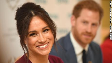 Meghan, Duchess of Sussex, to team up with Michelle Obama's voter registration group