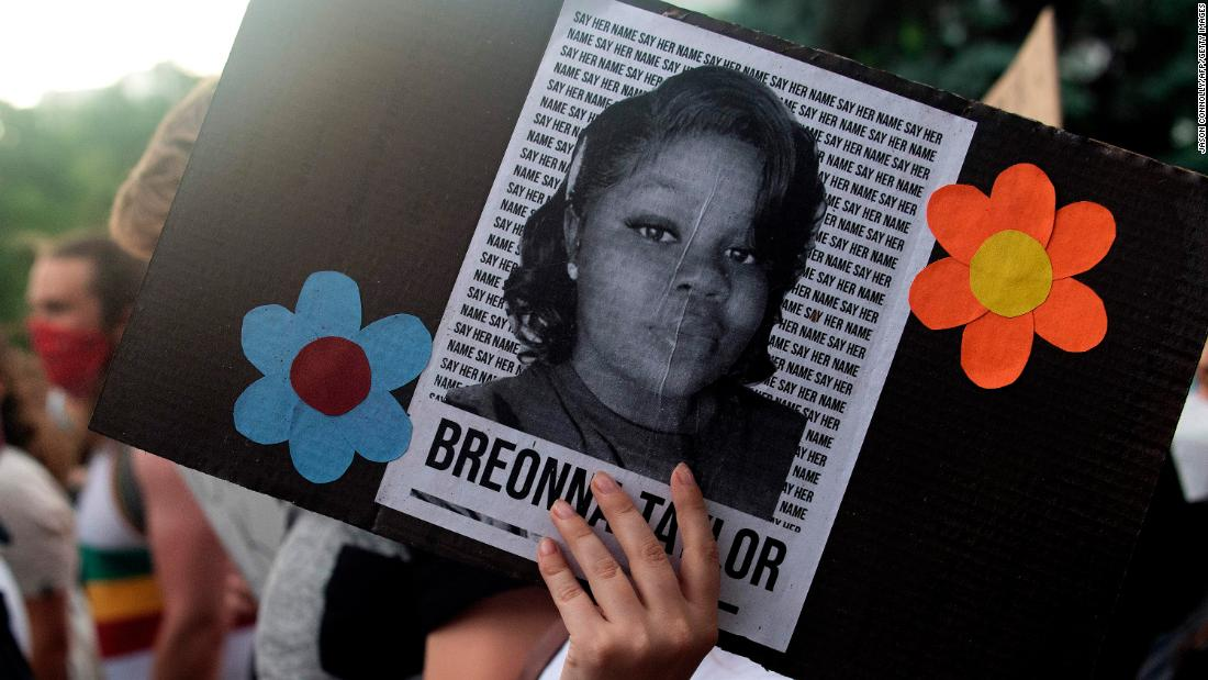 Breonna Taylor settlement is among largest payouts linked to a police shooting – CNN
