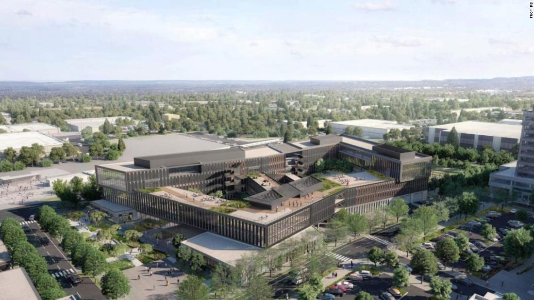 REI is selling its brand-new, unused headquarters to shift to remote work thumbnail