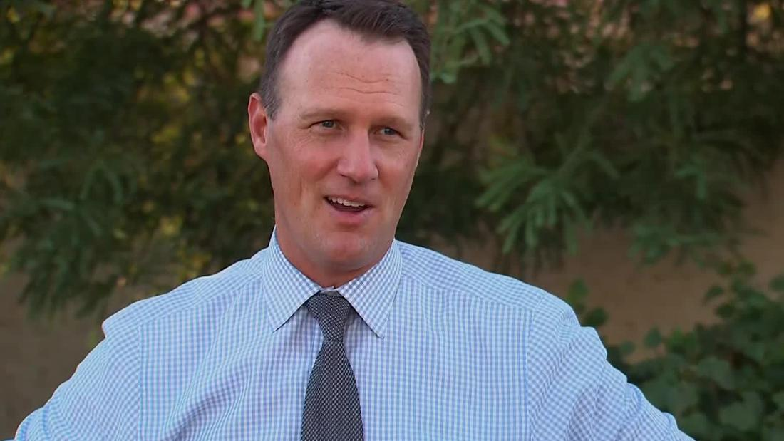 Lifelong Arizona Republican: I'm voting for Biden because I'm disgusted - CNN Video