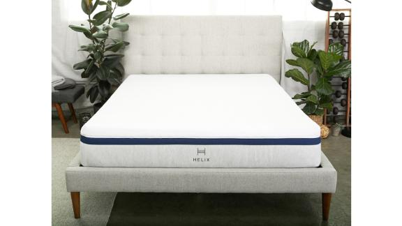Helix foam mattresses