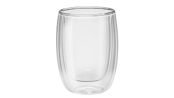 Zwilling J.A. Henckels Double-Wall Coffee Glasses, 2-Pack