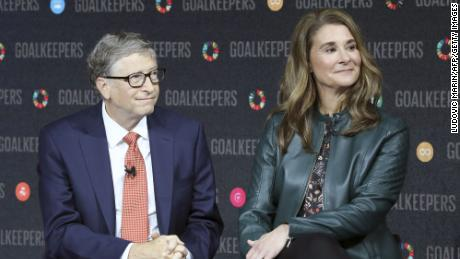 Bill and Melinda Gates end their marriage