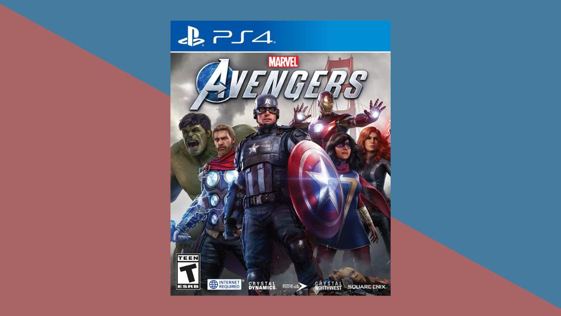 200814165618 underscored avengers game lead super 169 - Marvel's Avengers is a superpowered game with super-weaknesses