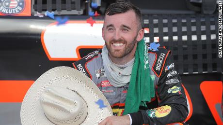 Austin Dillon will miss his upcoming race.