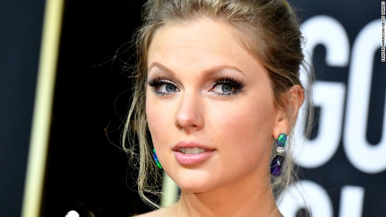 Taylor Swift endorses Joe Biden