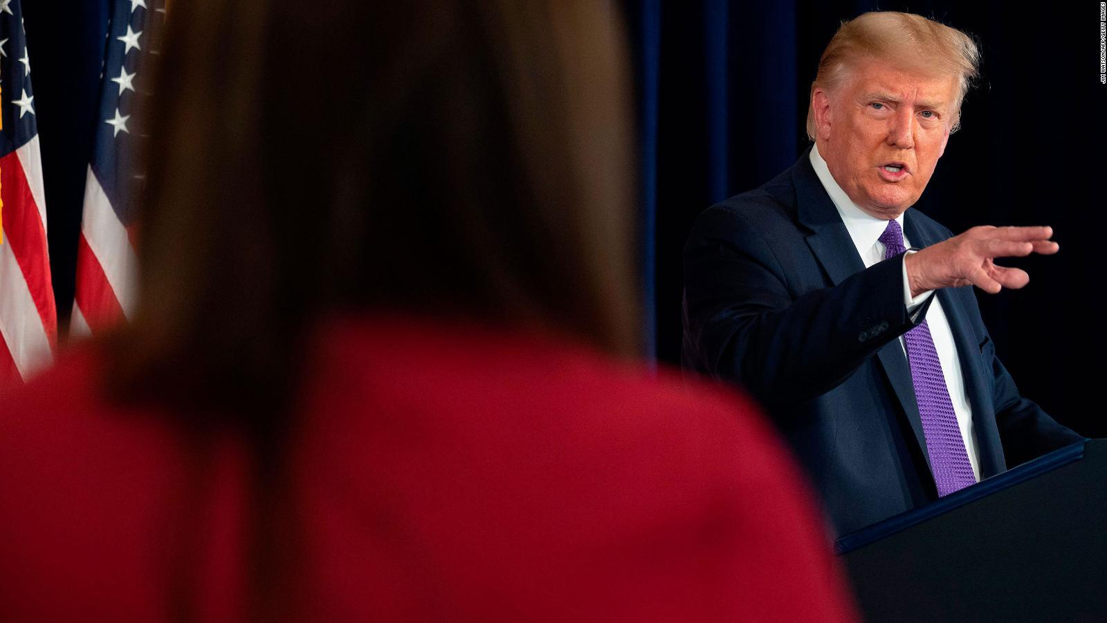 Trump Enthusiastic Over Unproven Coronavirus Therapeutic Mypillow Creator Says Cnnpolitics