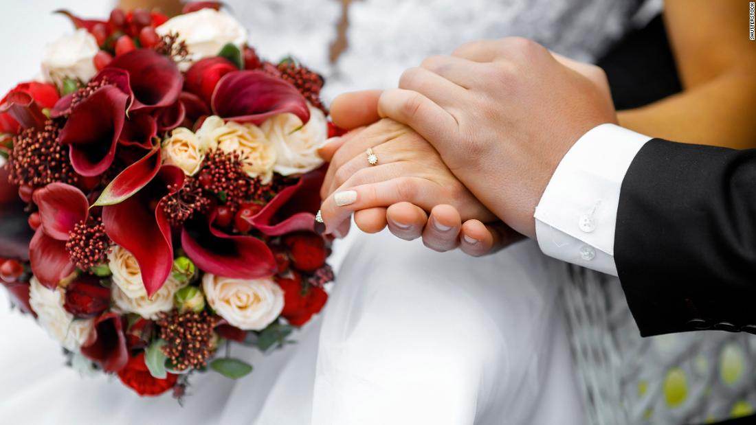 New York wedding: Federal judge effectively blocks it from happening - CNN