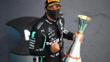 Lewis Hamilton dominates to win Spanish GP and extend lead atop F1 standings