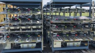 Sorting Machines Removal Order