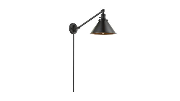 Stonecrest 1 Light Dimmable Swing Arm Lamp