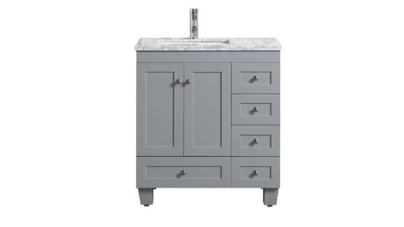 Cleeve 30-Inch Single Bathroom Vanity Set